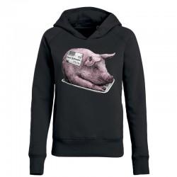 MEIN SCHWEIN ladies hoodie