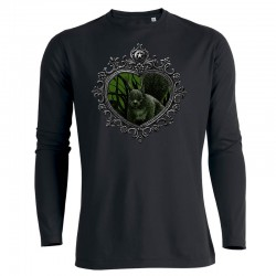 MIRROR »SQUIRREL« men's longsleeve