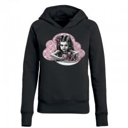 PAULA, 5 ladies hoodie