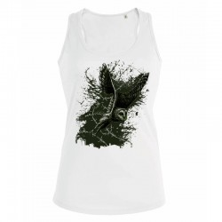 SOKO »OWL« ladies tank top