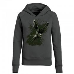 SOKO »OWL« ladies hoodie