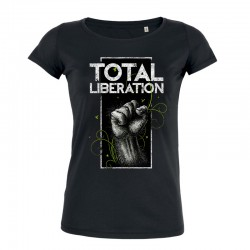 TOTAL LIBERATION ladies t-shirt