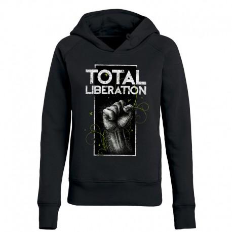 TOTAL LIBERATION ladies hoodie