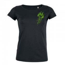 LIVE AND LET LIVE ladies t-shirt