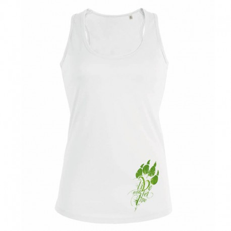LIVE AND LET LIVE ladies tank top