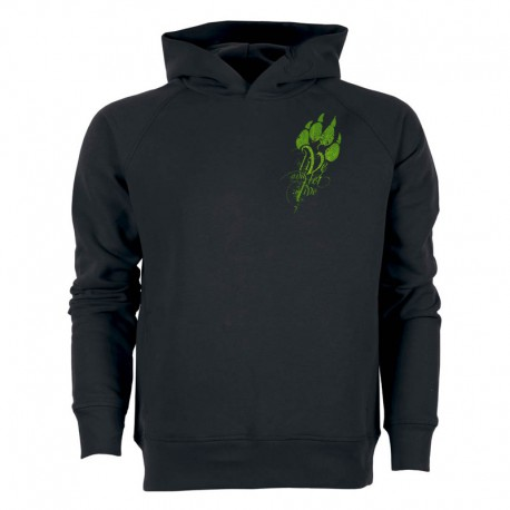 LIVE AND LET LIVE men's hoodie