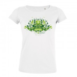 ...AND STILL ALIVE!?! ladies t-shirt