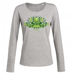...AND STILL ALIVE!?! ladies longsleeve