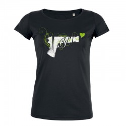 VEGUN ladies t-shirt