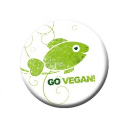 VEGANS DARE button