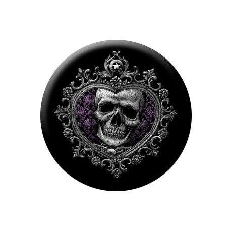 MIRROR »DEATH« button