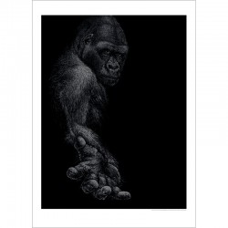 GREAT APE poster