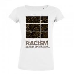 RACISM 4 ladies t-shirt