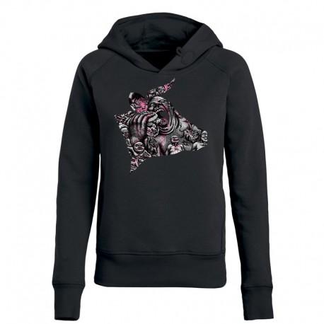 BLOODY HELL! »BEEF« ladies hoodie