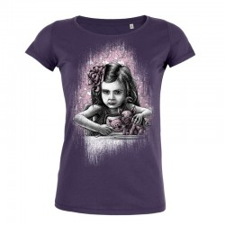 PAULA (distressed) ladies t-shirt