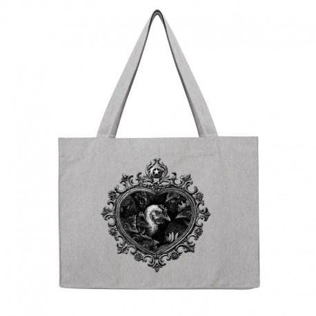 RACISM... shopping bag