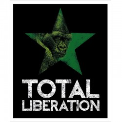 TOTAL LIBERATION sticker