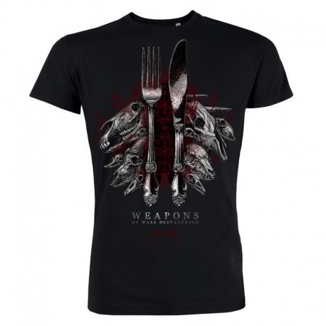 WEAPONS OF MASS DESTRUCTION men's t-shirt