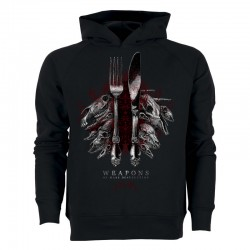 WEAPONS OF MASS DESTRUCTION men's hoodie