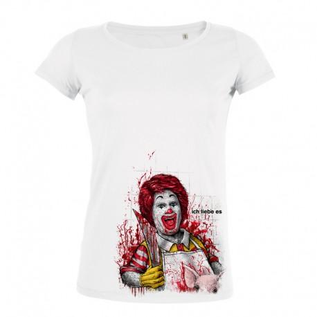 McRONALD ladies t-shirt
