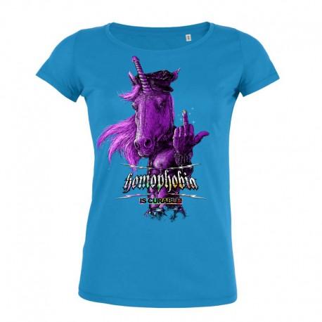 SCHWULE NIERE ladies t-shirt
