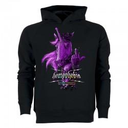 SCHWULE NIERE men's hoodie