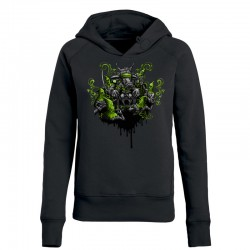 KILLING ME SOFTLY ladies hoodie