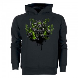 KILLING ME SOFTLY men's hoodie