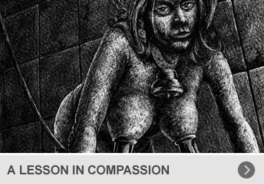 A LESSON IN COMPASSION powered by AVENGING ANIMALS 2006/2007